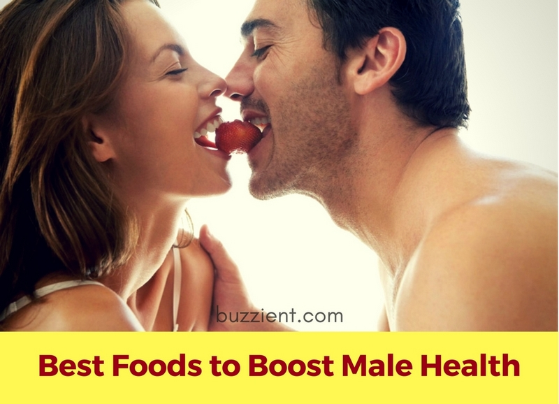 Best Foods to Boost Male Health