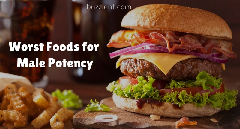 Worst Foods for Male Potency